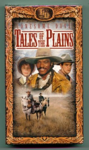 Lonesome Dove TALES OF THE PLAINS  video movie - Hallmark - NEW