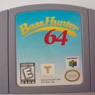 Nintendo 64 BASS HUNTER game cartridge   N64