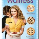Waitress (2007) DVD DRAMA Starring Keri Russell, Adrienne Shelly