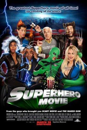 Superhero Movie (2008) DVD COMEDY Starring Drake Bell, Pamela Anderson