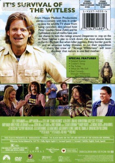 Strange Wilderness (2008) DVD COMEDY Starring Justin Long, Jonah Hill