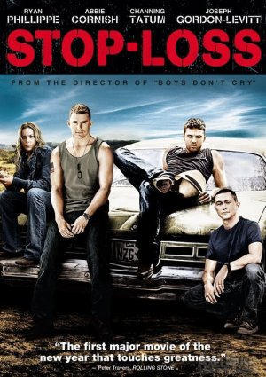 Stop-Loss (2008) DVD DRAMA Starring Ryan Phillippe, Channing Tatum, Abbie Cornish
