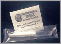 35% Carbamide Whitening Gel 3 mL (SINGLE)