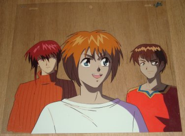 Weib Kreuz cel of Aya,Omi and Ken