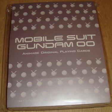 Japanese Trump Cards Mobil Suit Gundam 00