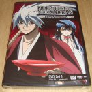 Nura:Rise of  the Yokai Clan DVD Set 1 Demon Capital