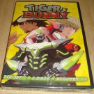 Tiger & Bunny DVD Set  1  Episodes 1-13