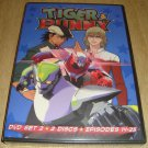 Tiger & Bunny DVD Set 2 Episodes 14-25