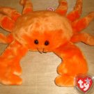 Beanie Buddy Digger the Crab