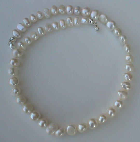 Beaded Freshwater Necklace