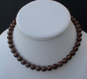 Beaded Antique Czech Necklace