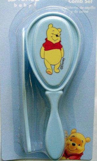 Disney Baby  *WINNIE the POOH* Brush & Comb Set