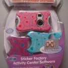 Digital Camera with preview screen by Sakar (hearts)