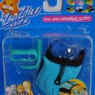 Zhu Zhu Hamster Outfit Wet Suit and Swim Mask
