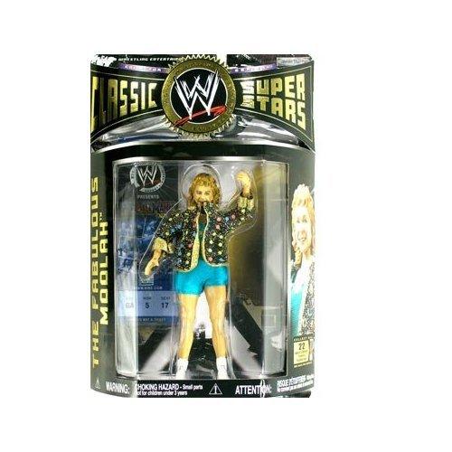 Classic WWE Super Stars Series 11 The Fabulous Moolah
