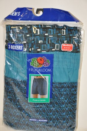 Fruit of the Loom Boxers 3 pack