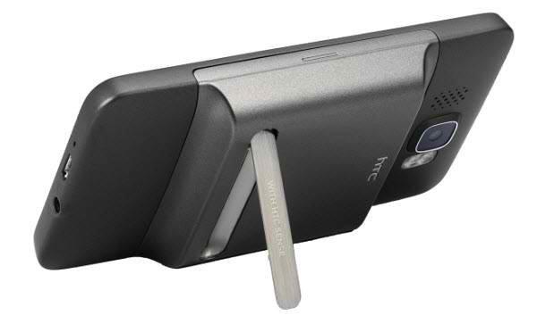 HTC HD2 Extended Media Battery + Battery Cover BP E400 (2300 mAh, Blister)