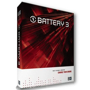 Native Instruments Battery 3 for Mac (Instant Download)