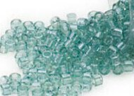 Delica Beads 11/0 Tr Seafoam 112, 50g Delicas