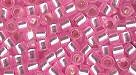 Delica Beads 11/0 S/L Lt Pink 1335, 50g Delicas