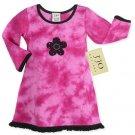 Pink Tie Dye Dress 6-12