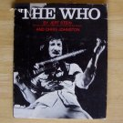 The Who by Jeff Stein and Chris Johnston HCDJ