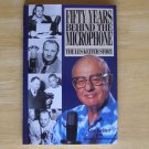Fifty Years Behind the Microphone: The Les Keiter Story HCDJ AUTOGRAPHED