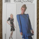 Simplicity Sewing Pattern 8948 Misses Size 8 10 12 Dress With Ruffles Uncut
