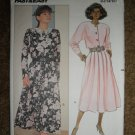 Butterick Sewing Pattern 4359 Misses Size 12 14 16 Fast Easy Pullover Dress Uncut