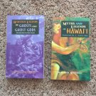 Hawaiian Legends of Ghosts and Ghost Gods & Myths and Legends of Hawaii by William D. Westervelt NEW