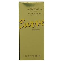 Curve 1oz Cologne Men