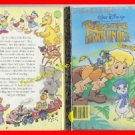 Walt Disney's The Rescuers Downunder Little Golden Book