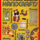 The McCall's Book of Handcrafts By Nanina Comstock 1972