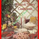 The Ideals Festive Party Cookbook By Sally M Flanzer 77