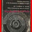 The Copernican Revolution T. Kuhn 1959 Vintage Book VTG