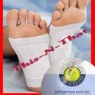 Foot Healthy Remedies Revitalizing Detox Set 6 Patches