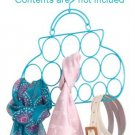 Jewelry Multi Use Hanger Organizer Used For Jewelry/scarves/belts etc.~NEW Boxed