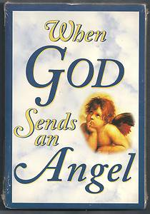 When God Sends An Angel ~Inspirational Story~ 2008, Paperback