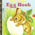 "Book: Vintage 1975 A Little Golden Book ""The Golden Egg Book"" LGB ~Circa 1975~"