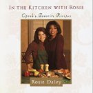 Book In the Kitchen With Rosie by Rosie Daley 1994 VGC Cookbook