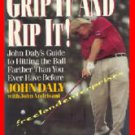 Book Grip It and Rip It by John Andrisani, John Daly (1993)