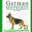 Book Dog A New Owner's Guide to German Shepherds C Schwartz