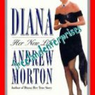 Book Diana Her New Life by Andrew Morton 1994 Princess Diana