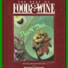 Book The Best of Food & Wine An Exclusive Gift Edition 1990