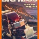 Book Big Rigs, In For The Long Hall by John G. Smith (1999)
