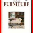 Book Better Homes & Gardens Your Furniture 1984 (Mixing & Matching Furniture) XC