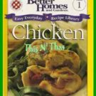Book Better Homes & Gardens CHICKEN Easy Everyday Library Vol #1 Cookbook 2000