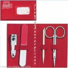 Nail Envelope Implement Kit with 5 Essential Beauty Tools (2008)
