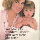 1987 Vintage Antique AVON Campaign 07 Sales Catalog Book Brochure Campaign 07