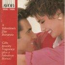 1986 Vintage Antique AVON Campaign 03 Sales Catalog Book Brochure Campaign 03